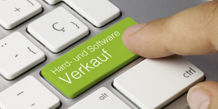 Hard- und Softwareverkauf